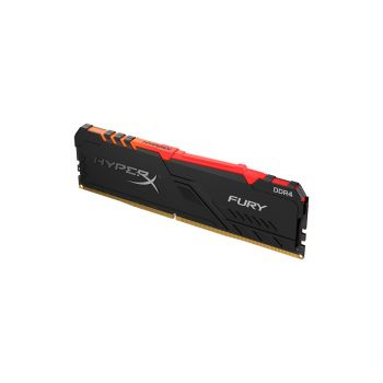 Модуль памяти Kingston HyperX Fury RGB HX434C16FB3A/16 DDR4 16G 3466MHz