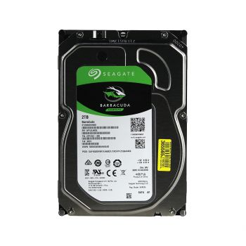 "Жёсткий диск HDD 2Tb Seagate Barracuda SATA6Gb/s 7200rpm 256Mb 3,5"" ST2000DM008"