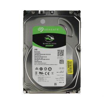 "Жёсткий диск HDD 3Tb Seagate Barracuda SATA6Gb/s 5400rpm 256Mb 3,5"" ST3000DM007"