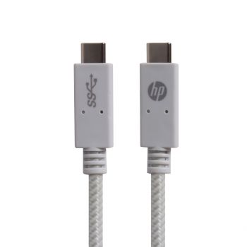 Интерфейсный кабель HP Pro USB-C to USB-C PD v3.1 WHT 1.0m